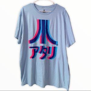 Atari T-shirt XL Japanese Logo